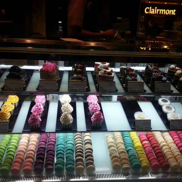 Photo taken at Clairmont Patisserie by Michael H. on 6/13/2013