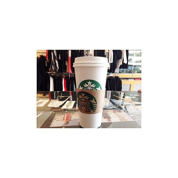 Photo taken at Starbucks by Maria-Jose B. on 4/29/2015