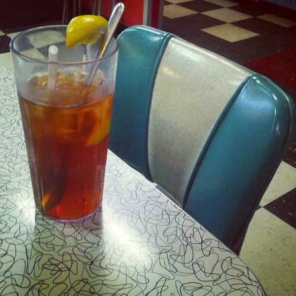 Photo taken at Hub City Diner by Gavin F. on 10/19/2012
