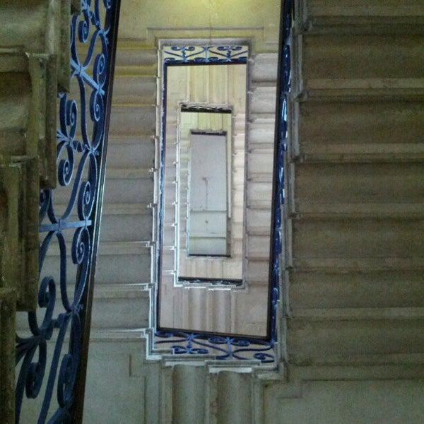 Photo taken at Hampton Court Palace Hotel by Gavin F. on 10/6/2012