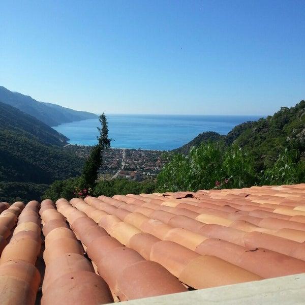10/19/2013 tarihinde Serkan D.ziyaretçi tarafından Paradise Garden Butik Hotel'de çekilen fotoğraf