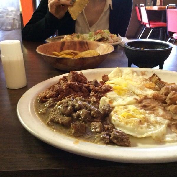 El Norte Mexican Restaurant Menu