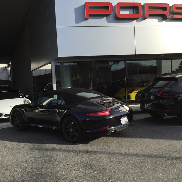 Photos at Porsche of Downtown LA - Downtown Los Angeles - 0 tips