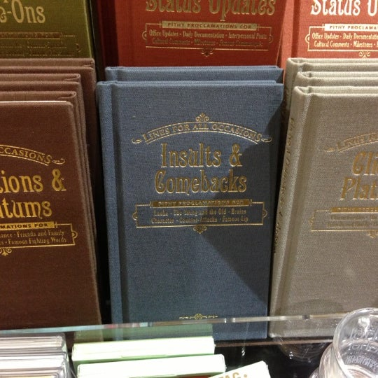 Photo taken at University Bookstore by Jen M. on 11/18/2012