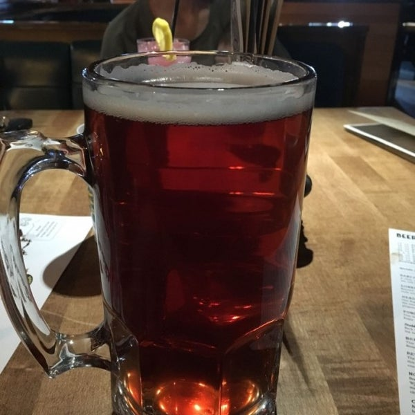 Photo taken at Banff Avenue Brewing Co. by Davin G. on 3/23/2017