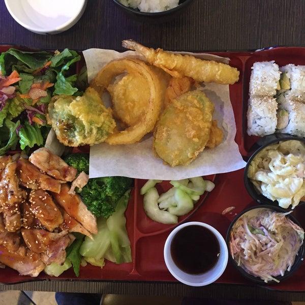 Photo taken at Sushi Tomo by Jay M. on 4/19/2017