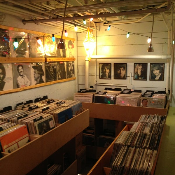 Record Shop In Madison