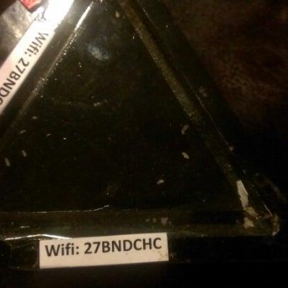 Passwifi: 27BNDCHC (update 9/1/13)