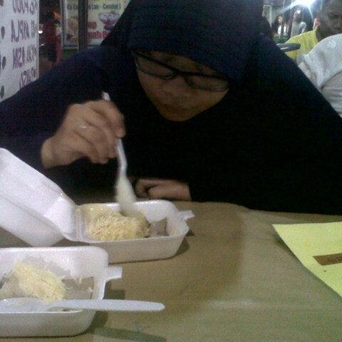 Photo taken at Pusat Kuliner Jajan Makan TMP Kalibata by Rahmat S. on 3/11/2014