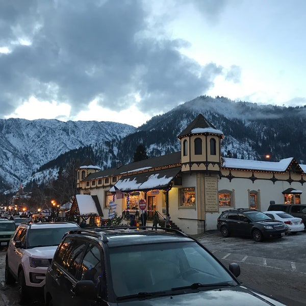 Photo taken at Town of Leavenworth by Ramil B. on 12/23/2016