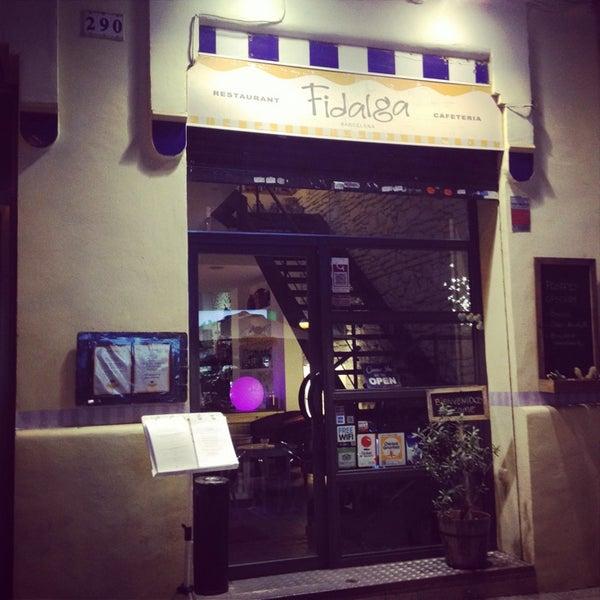 Photos at fidalga barcelona now closed la sagrada - Calle marina barcelona ...
