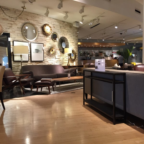 Photo taken at Crate and Barrel by Nick B. on 7/2/2015