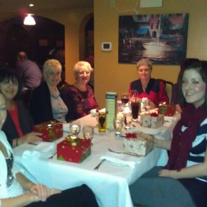 Photo taken at Lake House Restaurant by Crystal H. on 12/13/2012