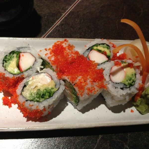 Photo taken at SushiCo by PManolya on 3/15/2013