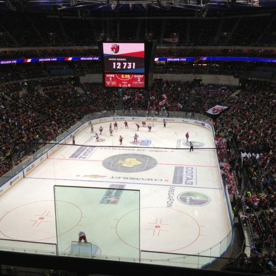 Photo taken at O2 arena by Lerusha . on 10/25/2012