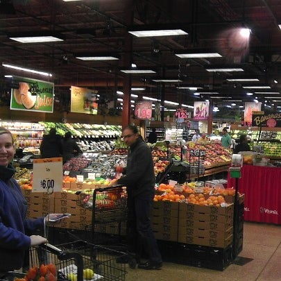 Photo taken at Wegmans by Jeff on 2/6/2013