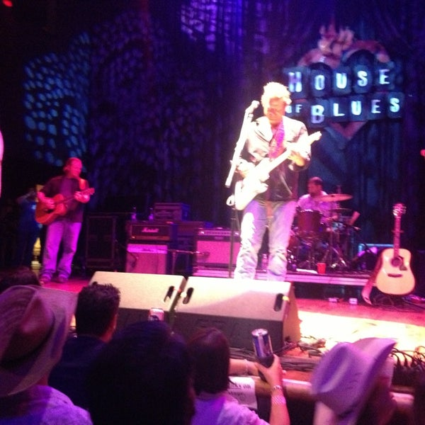 Foto scattata a House of Blues da Stacey M. il 5/27/2013