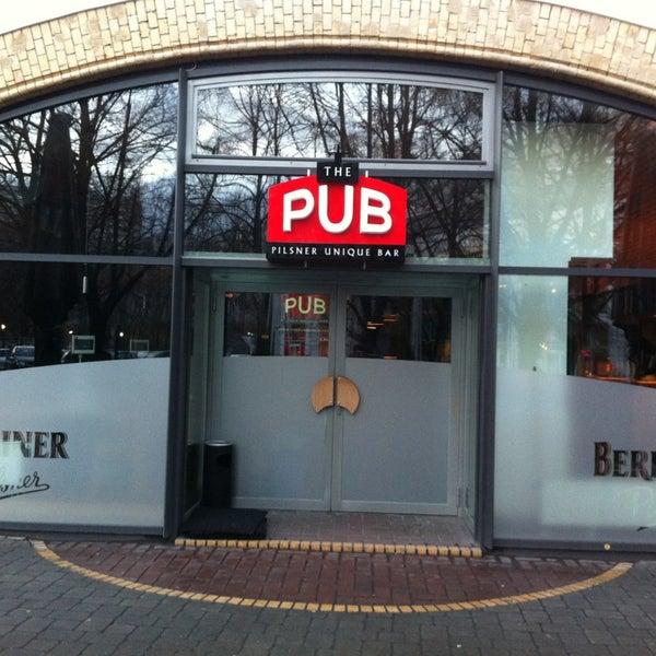 Das Foto wurde bei The Pub Berlin von Michal 'may' H. am 1/2/2013 aufgenommen