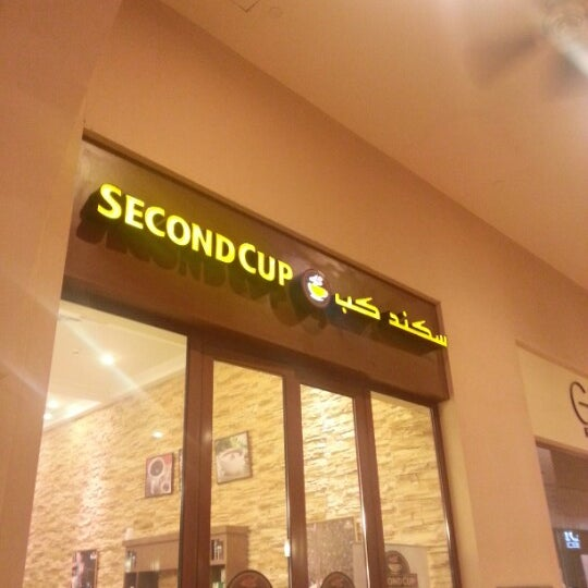 Photo taken at Second Cup by Anas S. on 10/24/2012