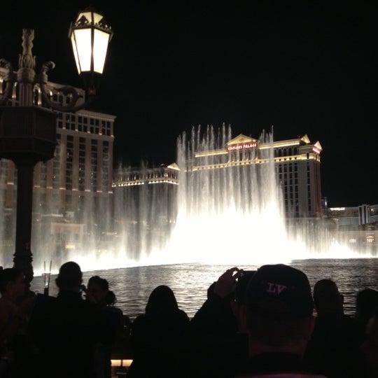 Photo prise au Bellagio Hotel & Casino par Dario F. le4/13/2013