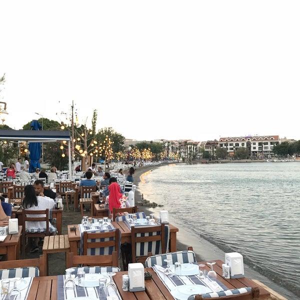 Das Foto wurde bei Kekik Restaurant von Serhan S. am 9/15/2018 aufgenommen