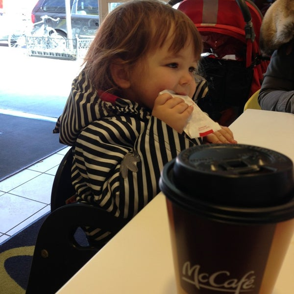 Photo taken at McDonald's by Konstantin T. on 3/27/2013