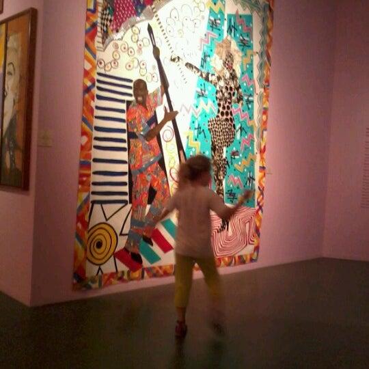 Foto tirada no(a) Museu Afrobrasil por Marcos T. em 10/21/2012