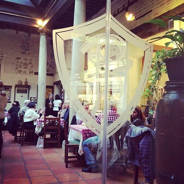 Foto tomada en Restaurante Placido por LaCaprichossa (. el 12/8/2012