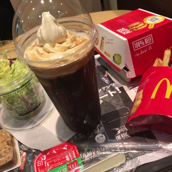 Photo taken at McDonald's by Takeo N. on 3/31/2017