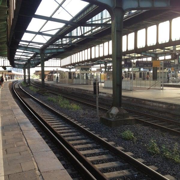 Photo taken at Duisburg Hauptbahnhof by Rouven K. on 6/7/2013