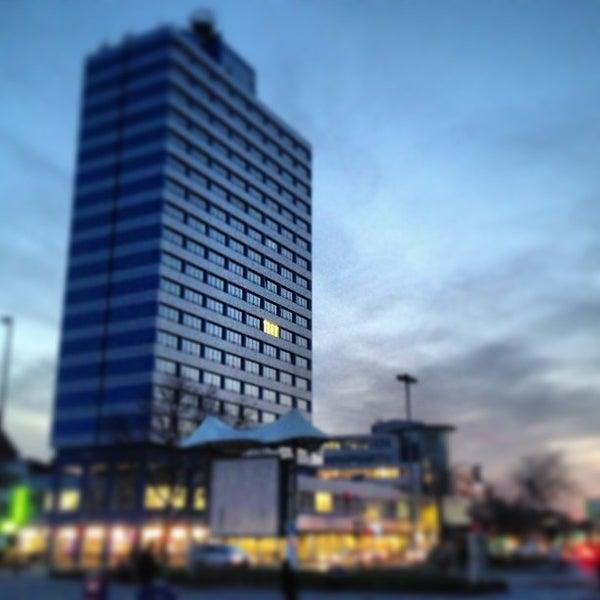 Photo taken at Duisburg Hauptbahnhof by Rouven K. on 3/5/2013