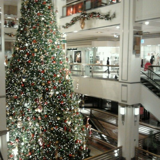 Photo taken at 900 North Michigan Shops by George M. on 12/28/2012