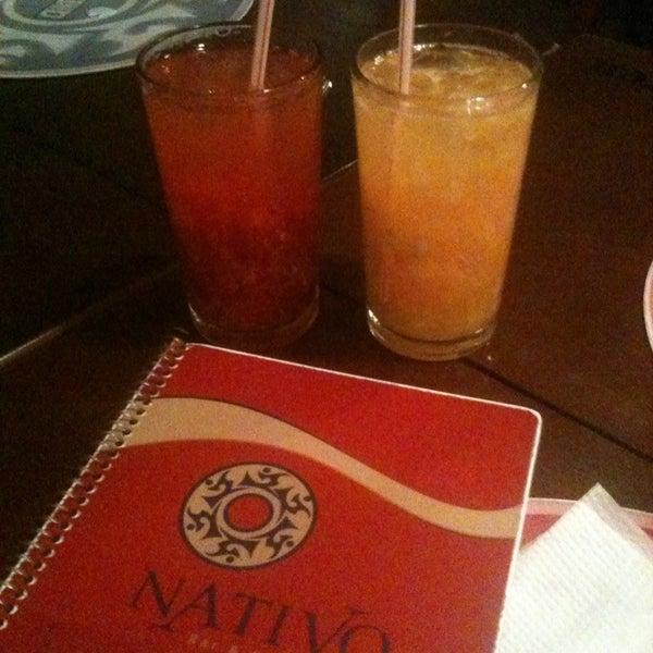 Foto scattata a Nativo Bar e Restaurante da Roberta A. il 7/20/2013
