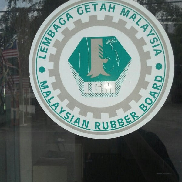 Photo taken at Lembaga Getah Malaysia by MOhd F. on 9/6/2013