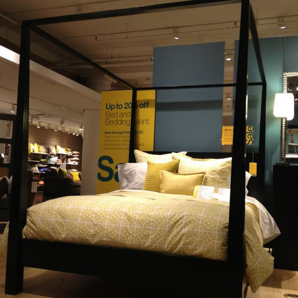 Photo taken at Crate and Barrel by Gloria on 2/12/2013