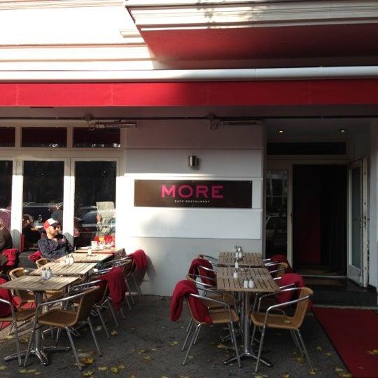 MORE - Café in Schöneberg