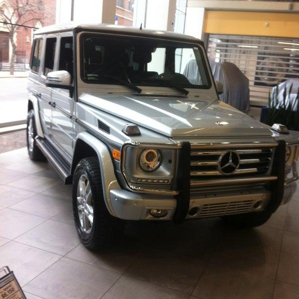 Mercedes benz manhattan hell 39 s kitchen nueva york ny for Manhattan mercedes benz dealer