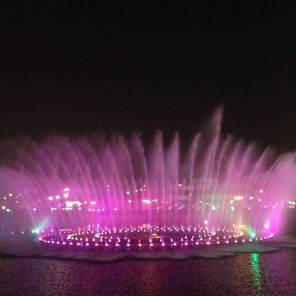 Photo taken at King Abdullah Park by LoRD on 11/2/2013