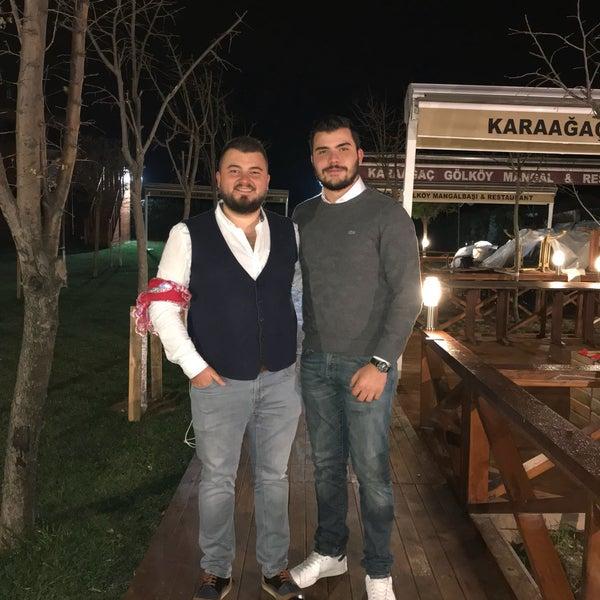 12/13/2017 tarihinde Mert B.ziyaretçi tarafından Gölköy Restaurant'de çekilen fotoğraf