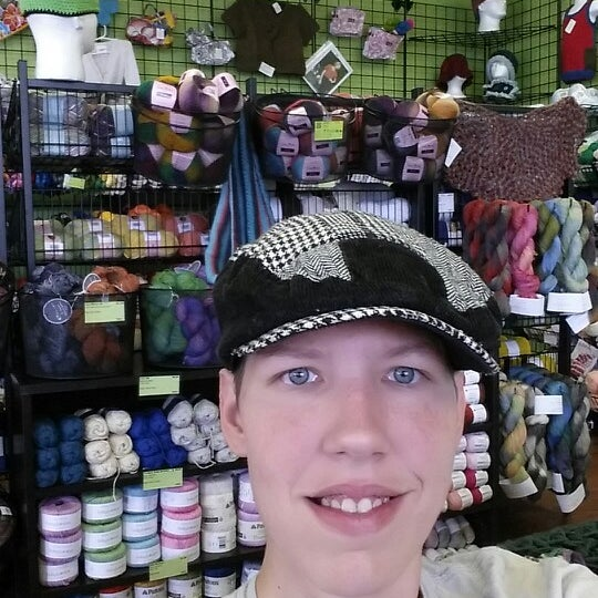 Photo taken at Inskein Yarns by Mary M. on 10/5/2013