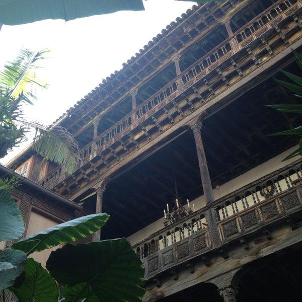 Foto tomada en La Casa De Los Balcones por Tatiana el 3/6/2013