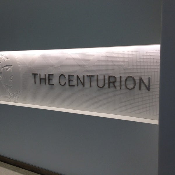 Photo taken at The Centurion Lounge Las Vegas by Nick C. on 8/25/2013