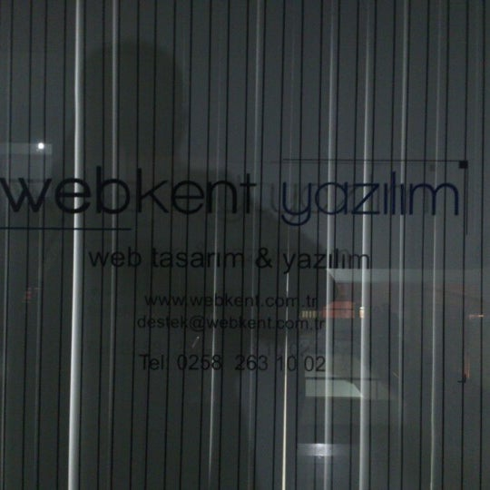 12/12/2012 tarihinde Gökhan G.ziyaretçi tarafından Webkent Yazılım'de çekilen fotoğraf
