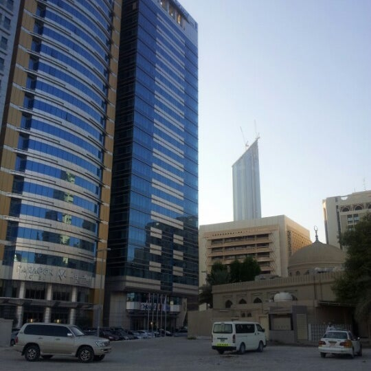 Photo taken at Cristal Hotel by Mohammed A. on 11/4/2012