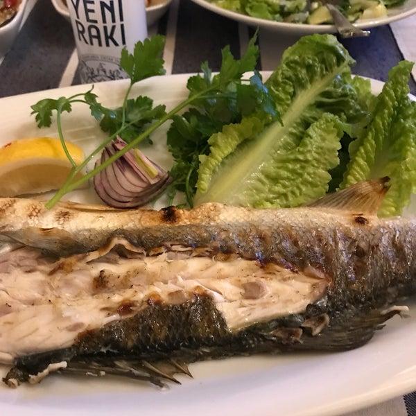 2/24/2018 tarihinde Denizziyaretçi tarafından Kekik Restaurant'de çekilen fotoğraf
