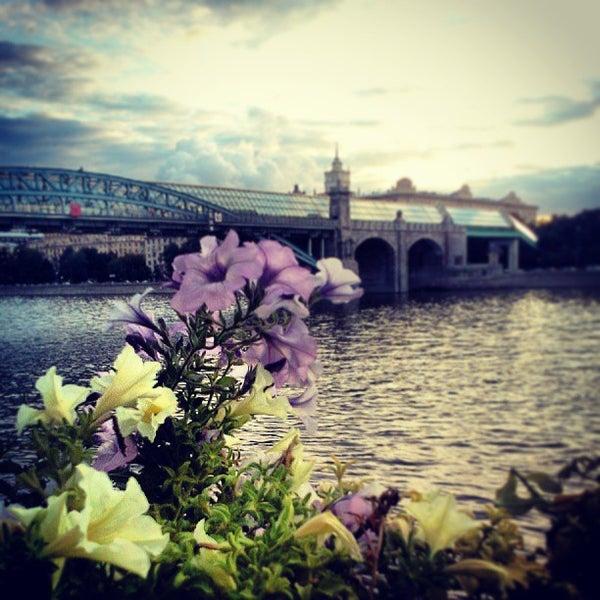 Foto scattata a Gorky Park da Alexander D. il 7/23/2013