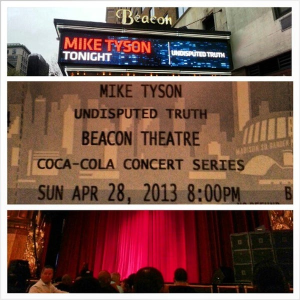 รูปภาพถ่ายที่ Beacon Theatre โดย Vincinati เมื่อ 4/28/2013