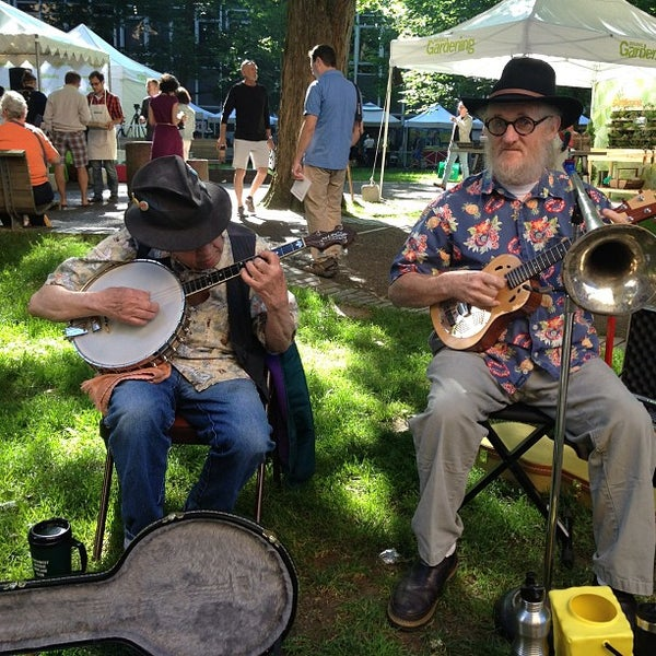 Photo taken at Portland Farmer's Market at PSU by Kevin S. on 6/22/2013