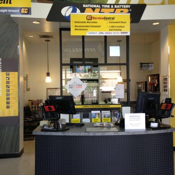 Tire Shop Ntb Tire Shop