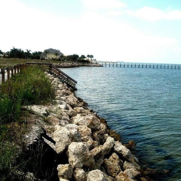 Photo taken at Apollo Beach, FL by Bryan P. on 4/30/2013